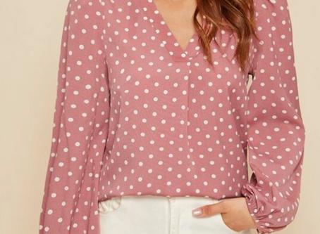 Blusas Versátiles para un look casual o muy elegante