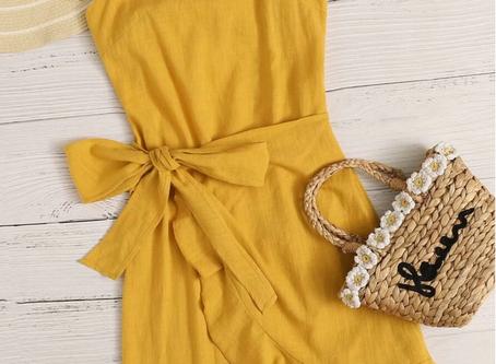 Moda Shein de Verano y Bikinis Para Jovencitas