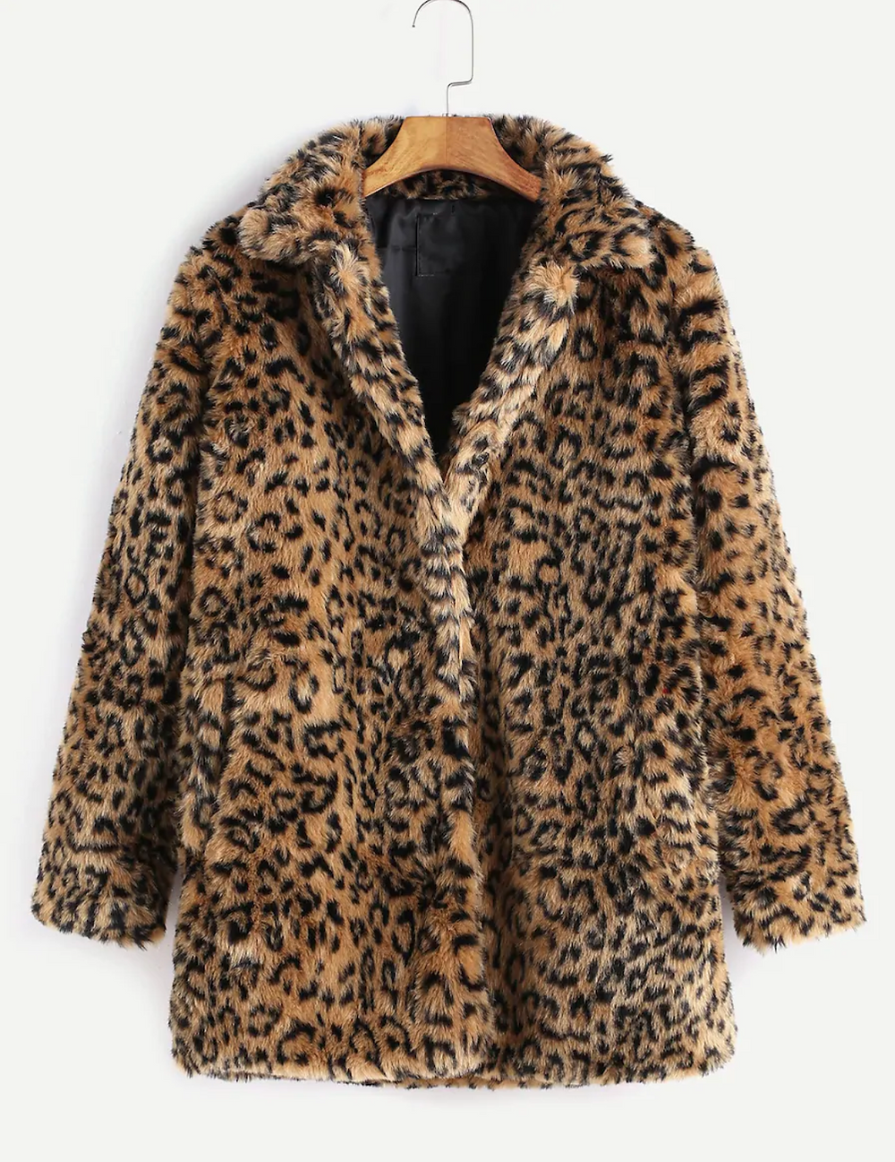 Shein animal print leopardo