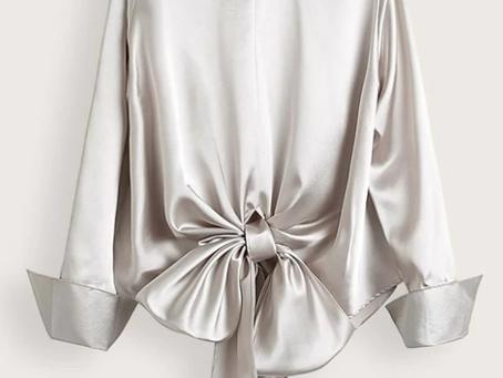 Blusas a la moda para iniciar el año