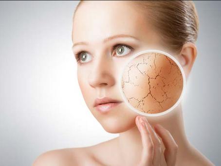 ¿Por qué se reseca la piel durante la menopausia?