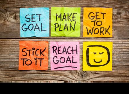 5 Pasos para Alcanzar Nuestras Metas en la Vida