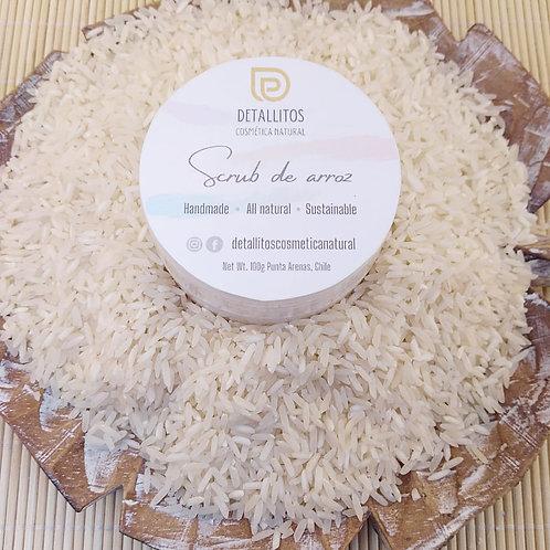 Scrub de arroz
