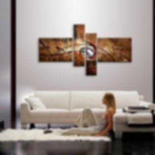 Arte Abstracto óleos de DondeNorma.com