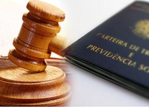 Reforma Trabalhista - Processos Judiciais Trabalhistas