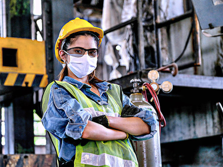 ANSI rated Safety Glasses a Must in Manufacturing