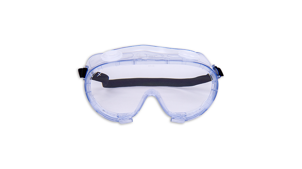 THE CRISTY SAFETY GOGGLES