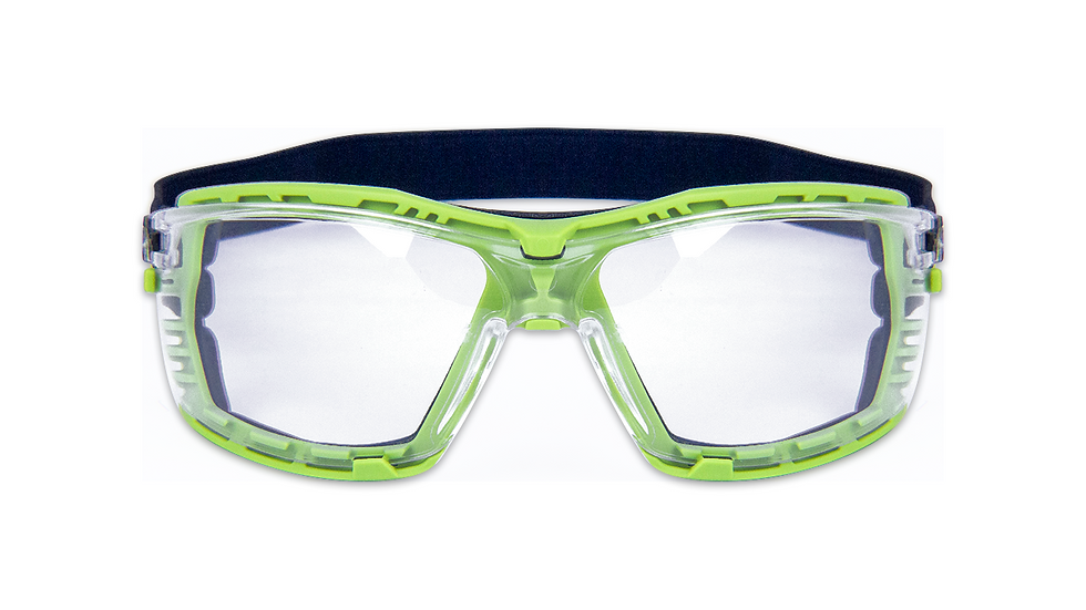 X8C01FL SAFETY GOGGLES