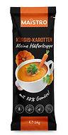 Maistro Kürbis-Karotten Häferlsuppe
