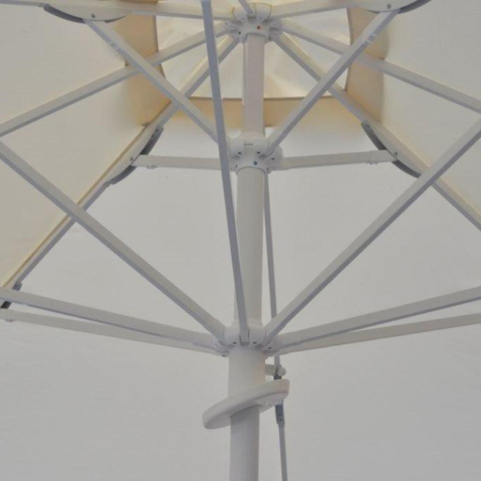 GRANDE Parasol Telescopico, detalles.