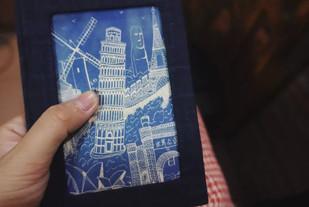 藍曬手帳(繪畫篇)