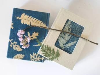 花藝藍曬手帳進階課