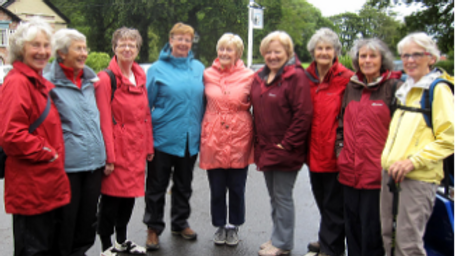 District Walking Group