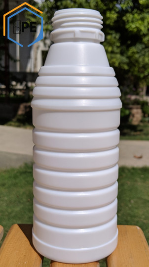 Stepped Round Bottle