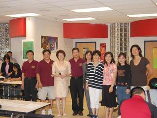 2009 10月11日, 18日家長老師座談會 Parent/Teacher conferences