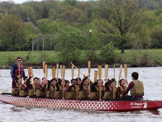 2018 青少年龍舟隊第一次水上練習 Youth Dragon Boat Team First Water Practice