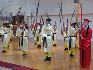 2013 大華府區祭孔大典-傳統八佾舞獻禮 Confucius Day Ceremony