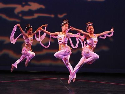 Madison Chinese Dance Academy performance
