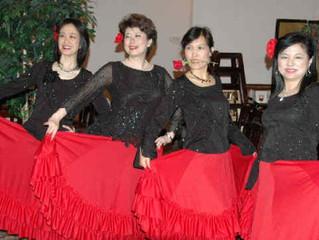 華府中文學校 2007 盛大的謝師宴