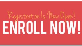2021-2022 秋季班註冊開始 Fall Semester Enrollment is Available Online