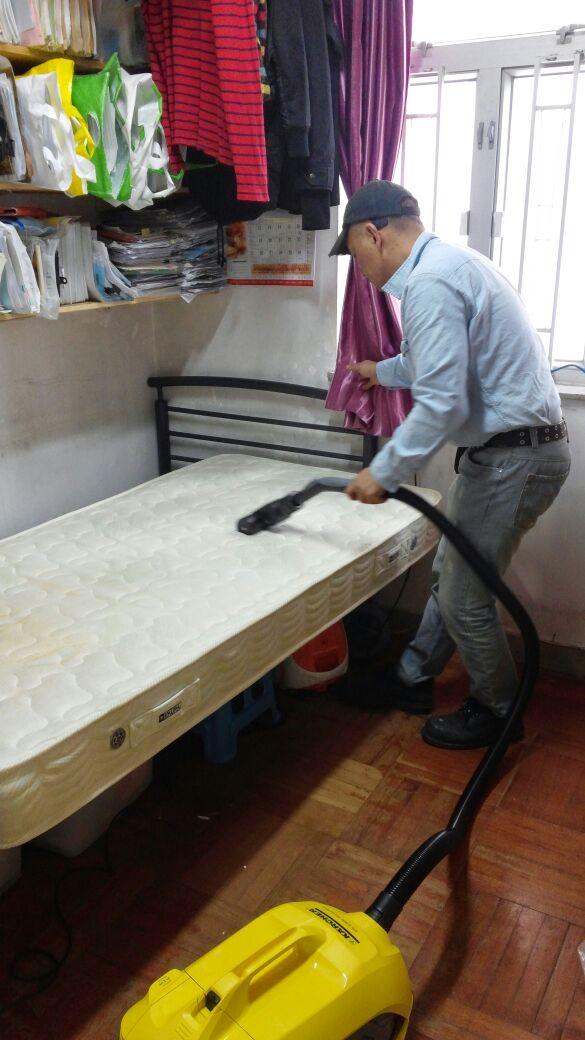 床褥/布梳化抽洗-2