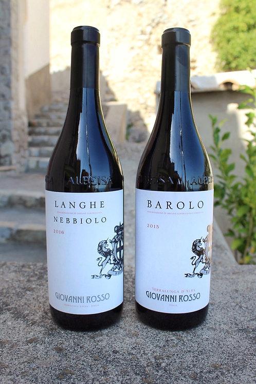 Dream of Nebbiolo Wine Box - 6 Bottles