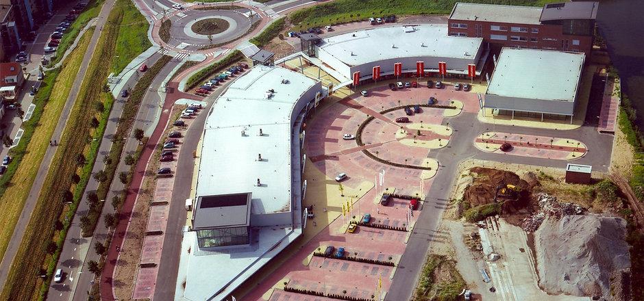 2005-09-13 Luchtfoto Spijksepoort Gorinc