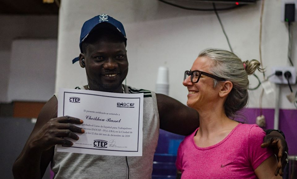 With Cheikhouna (Ctep, 2019)