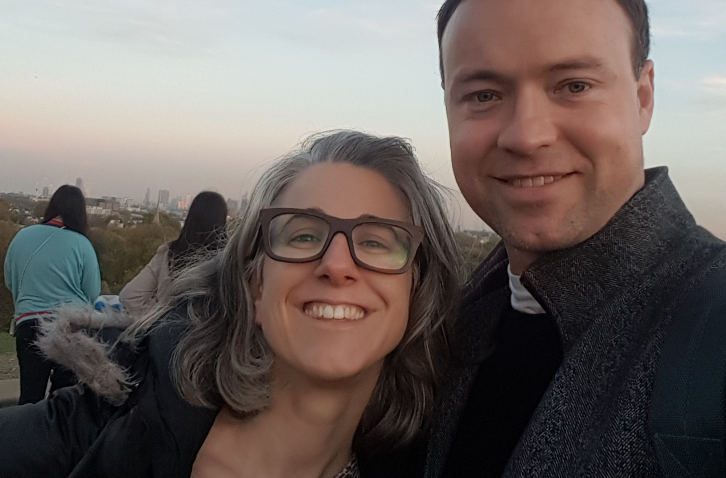 With Jody (London 2018)