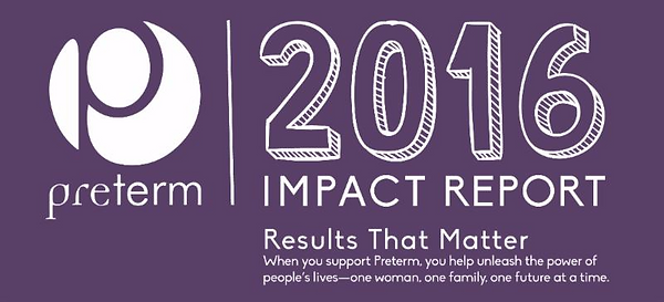 2016 Impact Report: results that matter