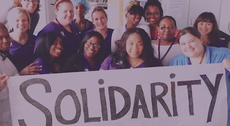 Preterm staff support racial justice