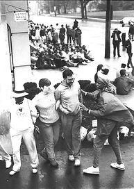 Operation Rescue protest in 1989