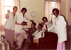 Preterm staff in the 1970s