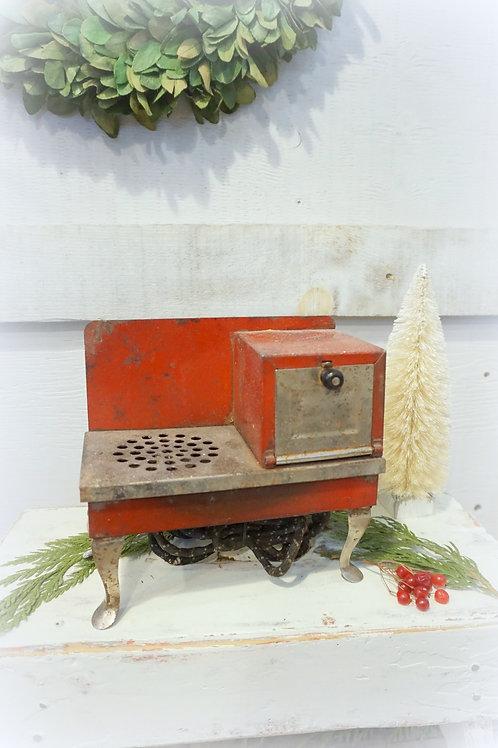 Antique Toy Oven