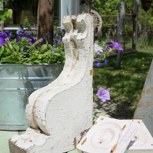 Salvaged Antique Corbels