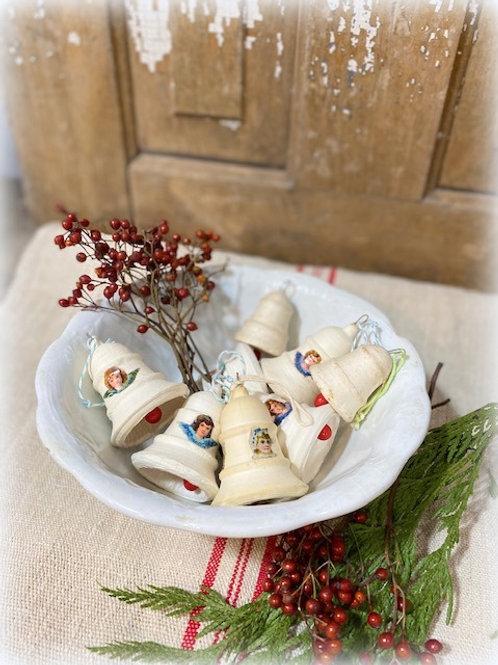 Early Spun Cotton Bells