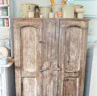 Rare 1800s Cupboard