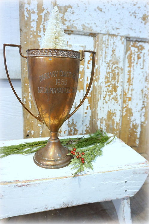 1953 Copper Trophy