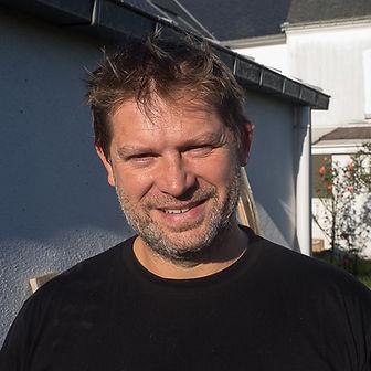 Nicolas Burlion, plombier chauffagiste à Groix