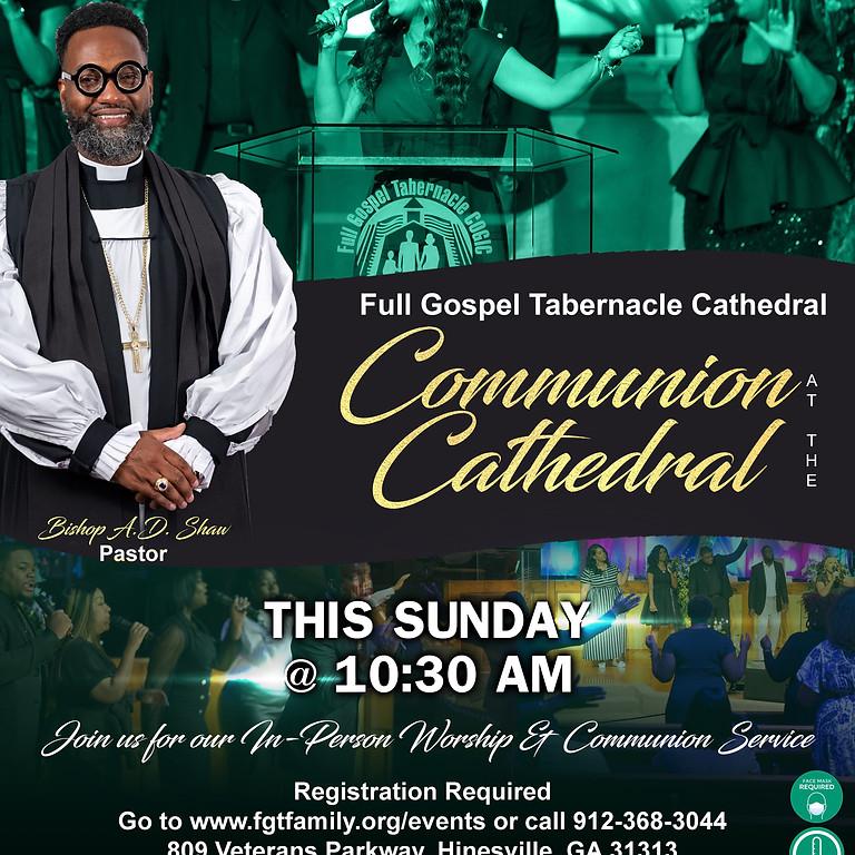 Communion Sunday Worship Service