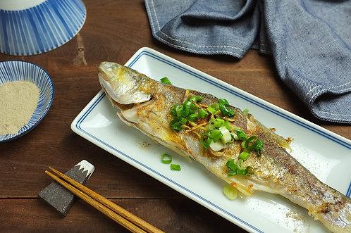 椒鹽午仔魚