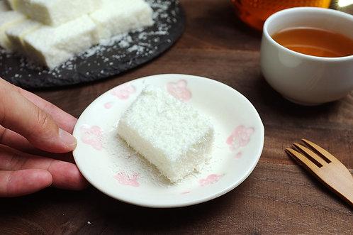 椰汁糕(雪花糕)