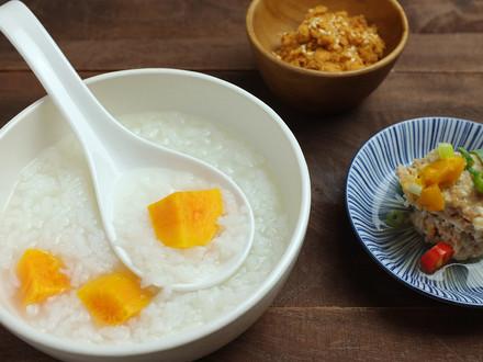 生米煮稀飯,電鍋輕鬆快煮完美比例