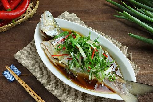 清蒸午仔魚(電鍋)