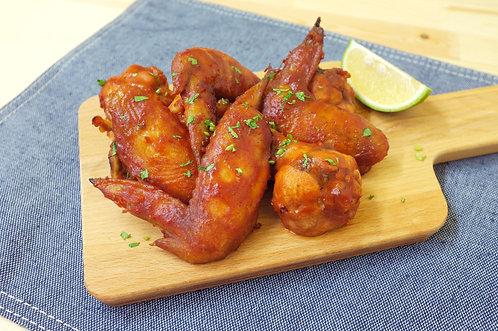 紐奧良烤雞翅(烤箱/炭火)