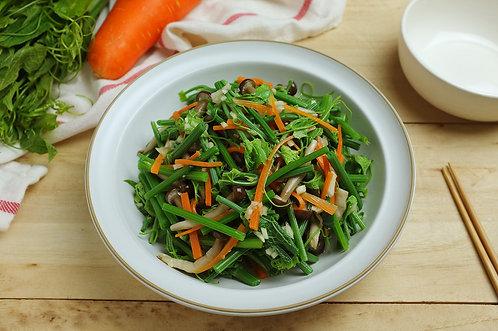 涼拌龍鬚菜(素)