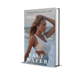 Lyndsay Wrensen, Author or Salt Water: A Memoir of Remembrance