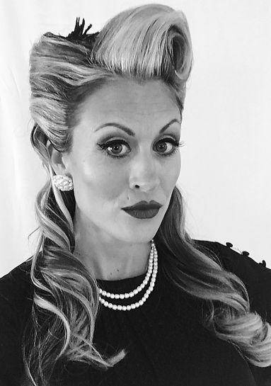 Model/Actress Lyndsay Wrensen