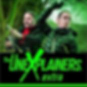 The Unexplainers Extra Logo