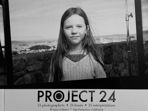Project 24 Coffee Table Book- 2011